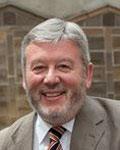 Photo of Prof McCleery smiling