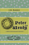 Cover of Peter and Wendy