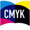 CMYK Design logo