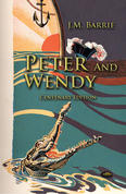 Final cover for Peter and Wendy