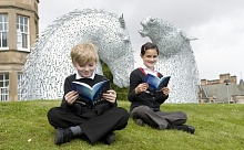 Kids and kelpies