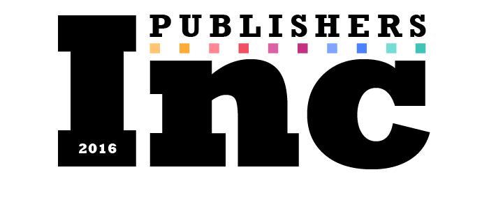 Publishers Inc 2016