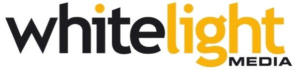 White Light Media logo