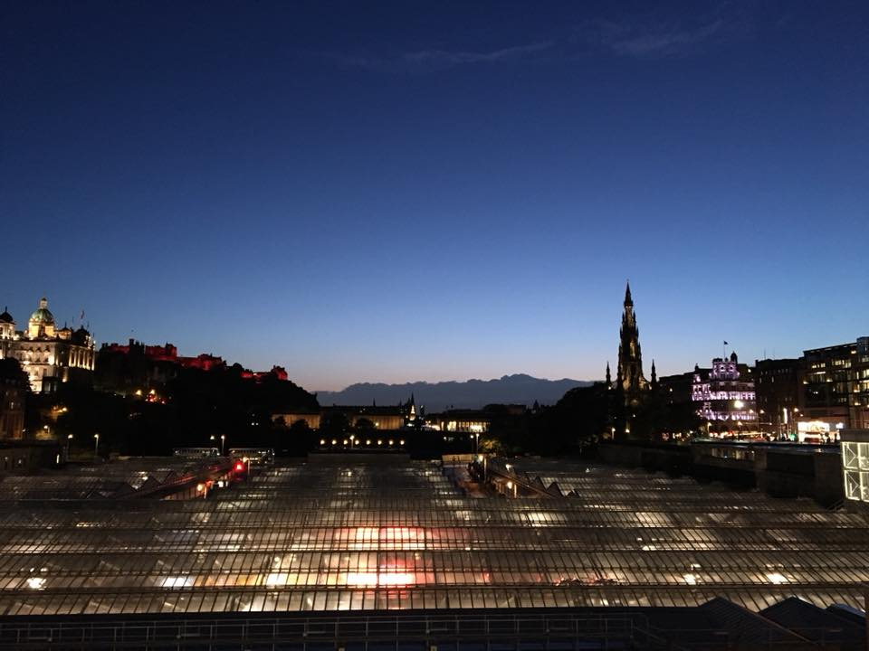 Everybody loves Edinburgh