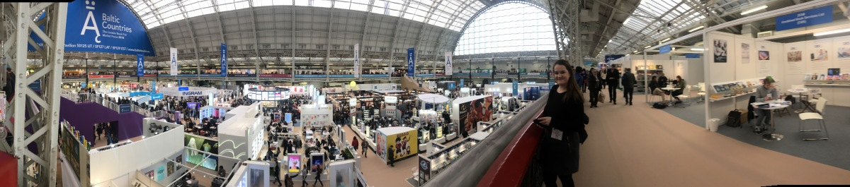 London Book Fair: A First Impression