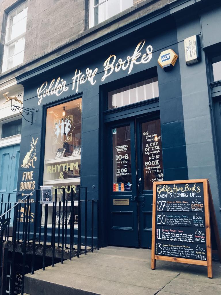 Golden Hare Books