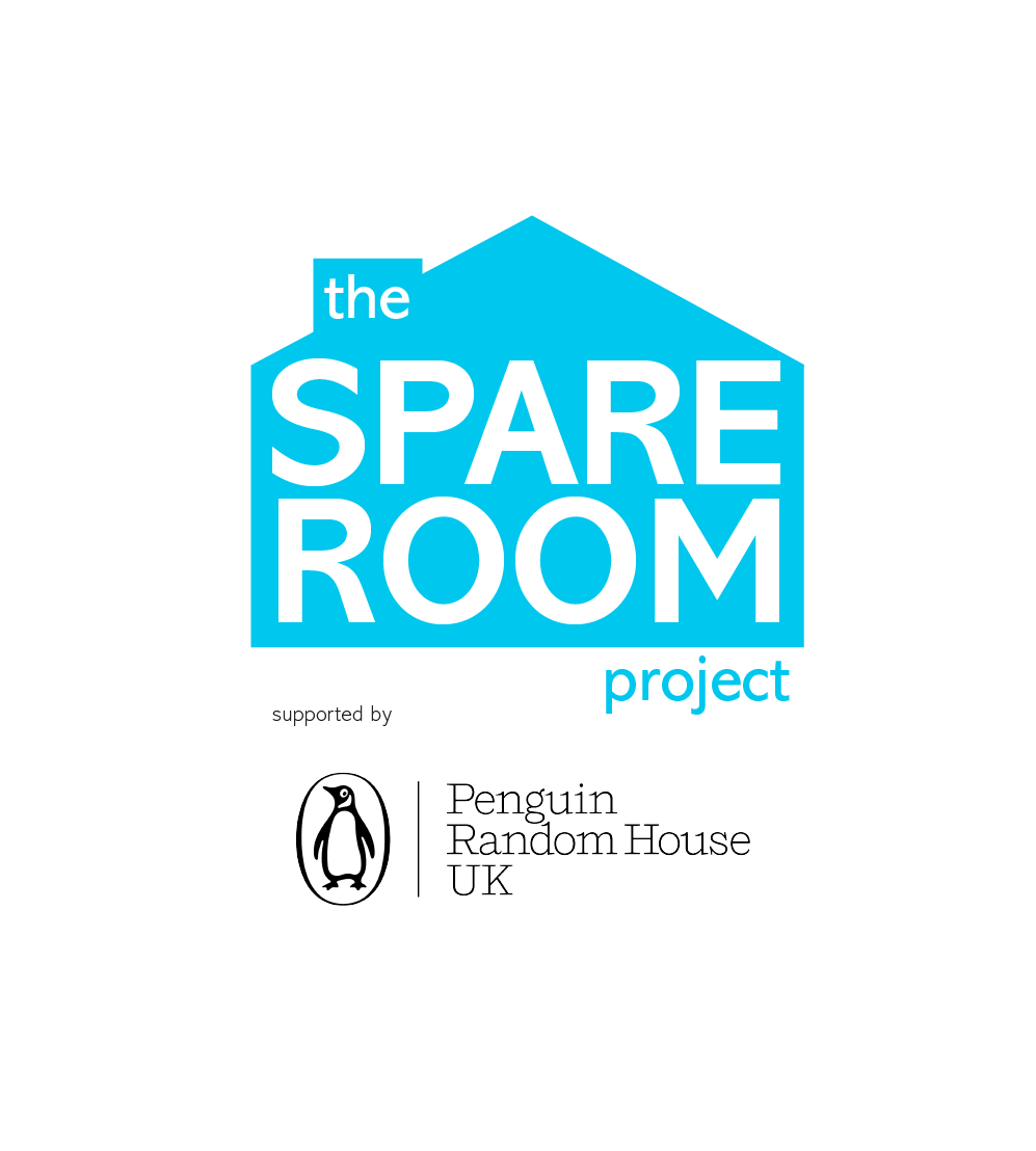 London, The Spare Room Project, and Me